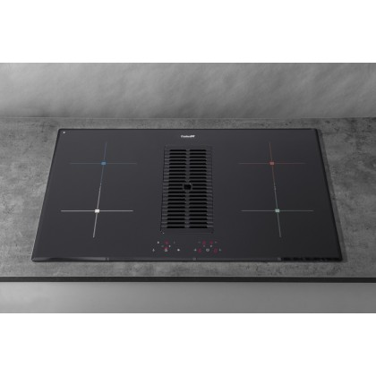 Foster Milano Air Built-in Induction Hob with Integrated Hood AB3511.73912450