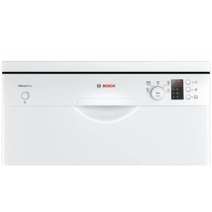 Bosch 60cm Freestanding Dishwasher 12+1 Place Setting Serie 4 SMS50E82EU (White)