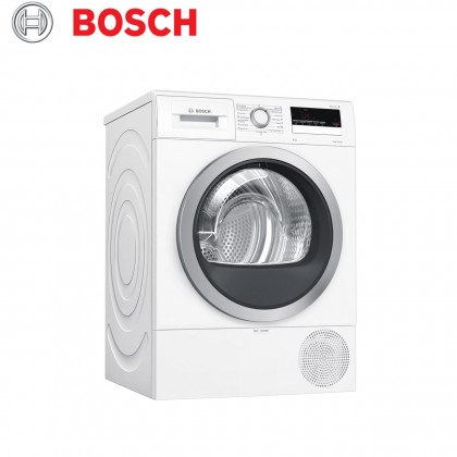 Bosch WTR85V00SG Serie 4 Heat Pump Condenser Dryer 8kg (Made in Poland)