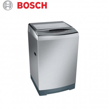 Bosch WOA104X0SG Serie 4 Top Load Washer 10kg VarioInverter