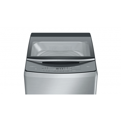 Bosch WOA168X0SG Serie 6 Top Load Washer 16kg VarioInverter