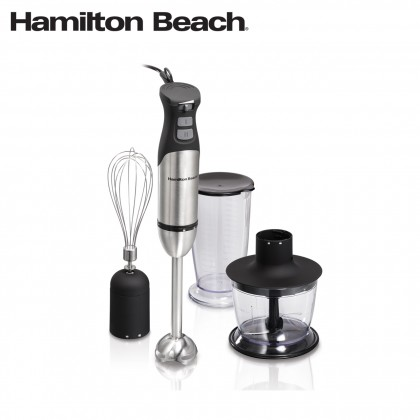 Hamilton Beach 59769G-SAU Stainless Steel Hand Blender with Variable Speed