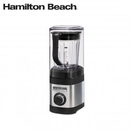 Hamilton Beach 8 In 1 Commercial Grade Blender with Quiet Shield 58915-SAU