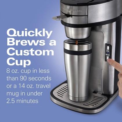 Hamilton Beach The Scoop® Single-Serve Coffee Maker 49981-SAU