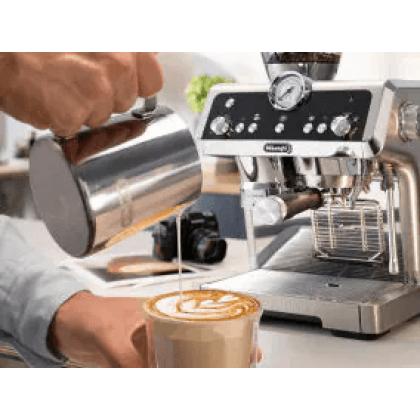 Delonghi EC9355.M La Specialista Prestigio Pump Espresso Coffee Machine (Metal) EC9335.M