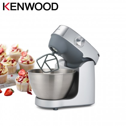 Kenwood KHC29.A0SI Prospero+ Compact Stand Mixer Kitchen Machine 4.3L 1000W (Silver)
