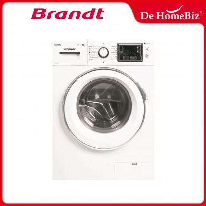 Brandt 12kg 1400rpm Front Load Washer BWF524DWA