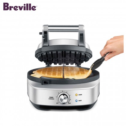 Breville BWM520 the No-mess 2 Slice Waffle Maker