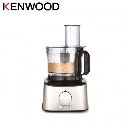 Kenwood FDM302SS Multipro Compact Food Processor 800W (Stainless Steel)
