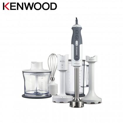 Kenwood HDP406WH 800W Triblade Hand Blender (White)