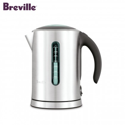 Breville BKE700 the Soft Top Pure 1.7L 2400W Kettle (Stainless Steel)