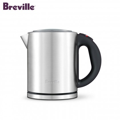 Breville BKE320 the the Compact Travel Kettle 1L 2400W Kettle (Stainless Steel)