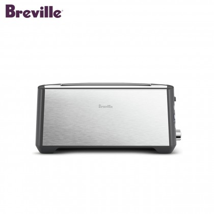 Breville BTA440 the Bit More Plus 4 Slice Toaster (Stainless Steel)