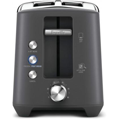 [Bundle Deal] Breville BTA435 the Bit More Plus 2 Slice Toaster + Breville BKE700 the Soft Top Kettle (Stainless Steel)