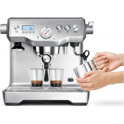 [Bundle Deal] Breville BES920 Dual Boiler Espresso Coffee Machine + Breville BCG820 Smart Coffee Grinder (Bushes Stainless Steel)