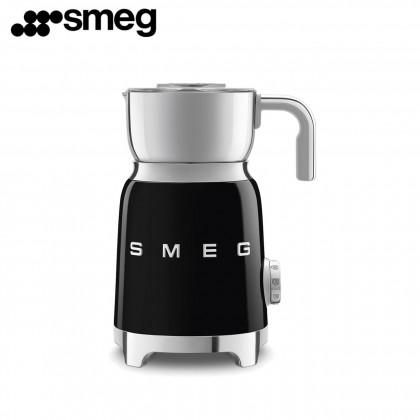 Smeg 50's Retro Style Milk Frother MFF01 (Black / Cream / Red)