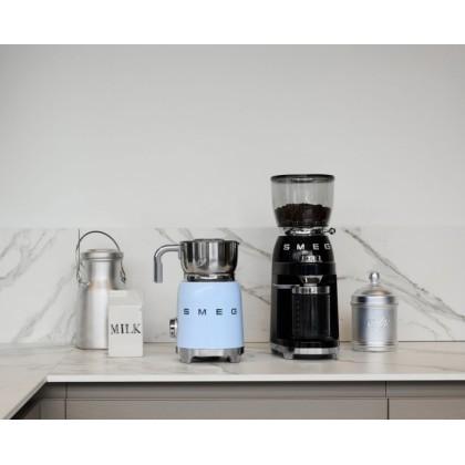 Smeg CGD01 50's Retro Style Coffee Grinder (Black / Cream / Pastel Blue)