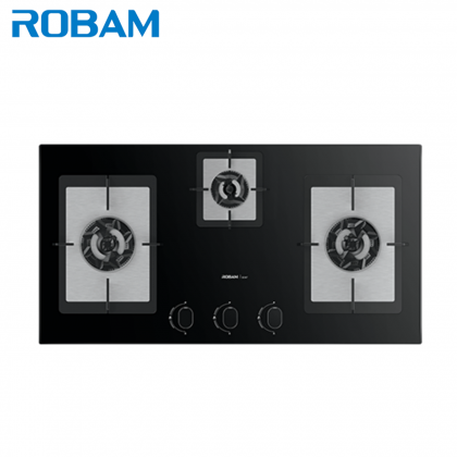 Robam B397 3D Flame Series 3 Gas Burner Built-in Hob