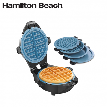 Hamilton Beach 26049-SAU Waffle Maker & Breakfast Maker