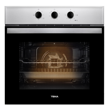 Teka HBB 605 60cm Multifunction Oven with Hydroclean Pro System 70L (Stainless Steel)