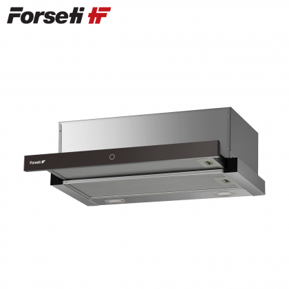Forseti Pilano 60 Pull Out Cooker Hood 1300m³/h