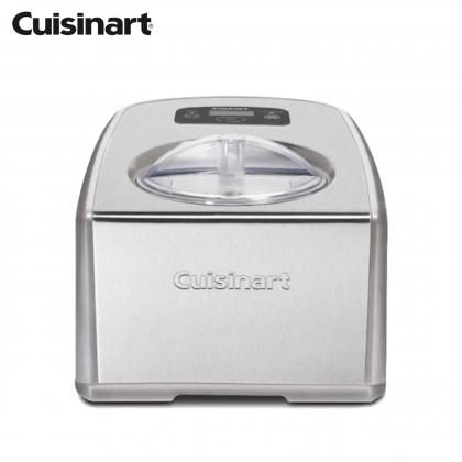 Cuisinart ICE-100BC Ice Cream and Gelato Maker with Compressor 1.5L (Silver)