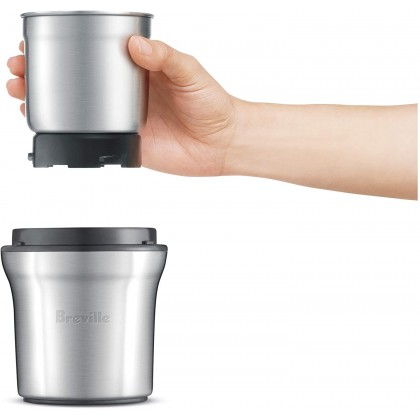 Breville BCG200 Coffee & Spice Grinder (Bushes Stainless Steel)