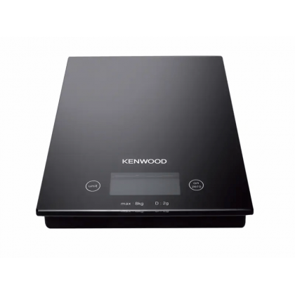 Kenwood DS400 Kitchen Electronic Digital Weighing Scale (Black)