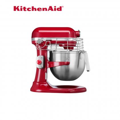 KitchenAid 5KSM7990X Professional 6.7L Bowl Lift Stand Mixer Kitchen Machine (Red / White) 5KSM7990XBER 5KSM7990XBWH