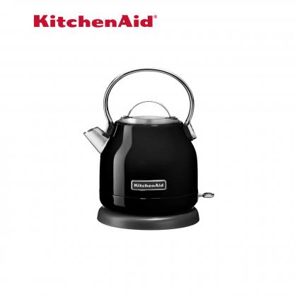 Kitchenaid 5KEK1222 Electric Kettle 1.25L (Empire Red / Onyx Black / Brushed Stainless Steel Cladding) 5KEK1222BER 5KEK1222BOB 5KEK1222BSX