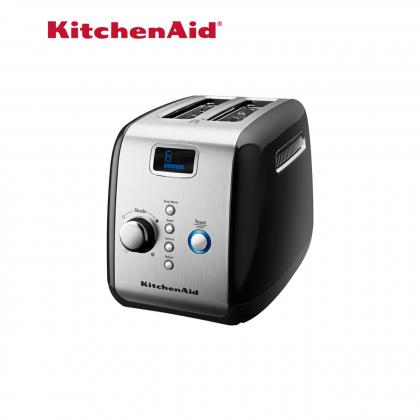 Kitchenaid 5KMT223 2 Slice Automatic Electric Toaster (Empire Red / Onyx Black ) 5KMT223GER 5KMT223GOB
