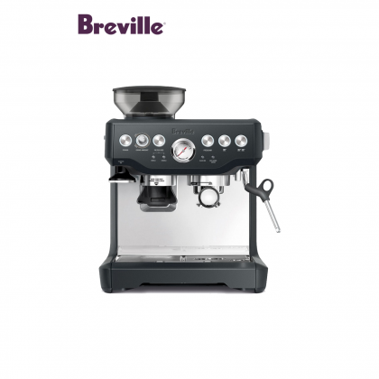 [NEW] Breville BES870CHR Barista Express Espresso Coffee Machine (Charcoal) BES870