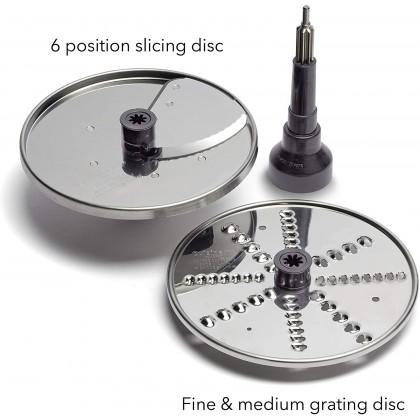 Cuisinart FP1300SU Expert Prep Pro Food Processor 3.3L 550W (Stainless Steel)